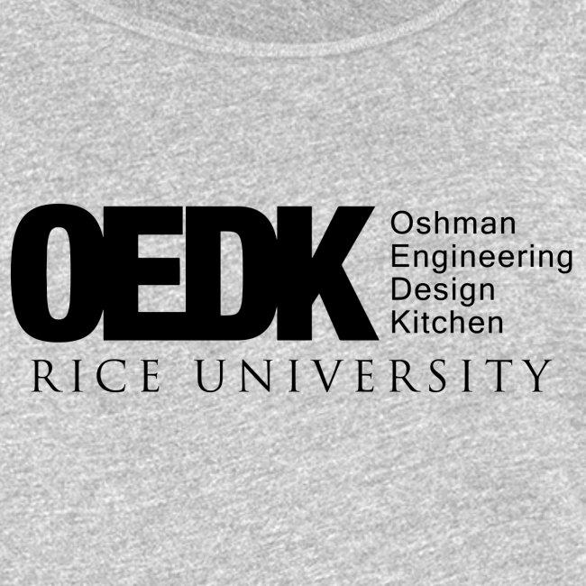 OEDK Logo - Black