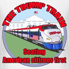 Trump Train America first