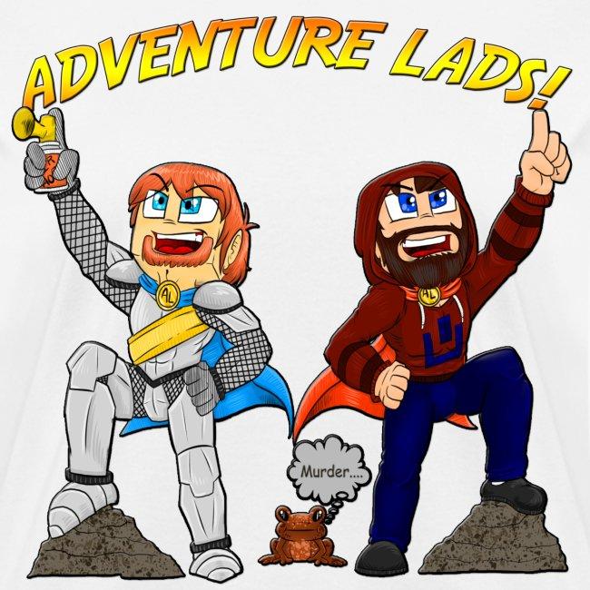 Women's Adventure Lads T-shirt