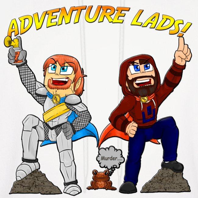 Men's Adventure Lads Hoodie