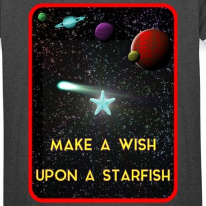 MAKE A WISH UPON A STARFISH  - Vintage Sport T-Shirt