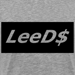 Simple LeeD$ T-Shirt - Men's Premium T-Shirt