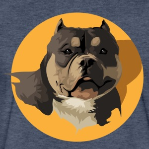 American Bully - Fitted Cotton/Poly T-Shirt by Next Level