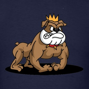 American Bully King - Men's T-Shirt