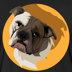 American Bully Puppy - Fitted Cotton/Poly T-Shirt by Next Level