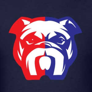 American Bully Mascot - Men's T-Shirt