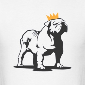 Bully King Mascot - Men's T-Shirt