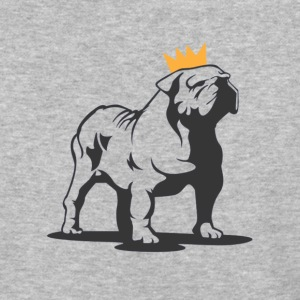 Bully King Mascot - Baseball T-Shirt