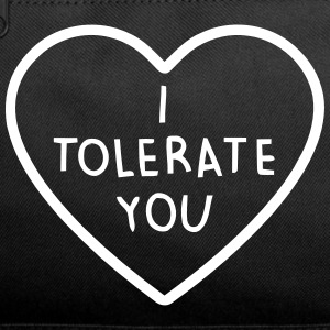 I TOLERATE YOU Sportswear - Duffel Bag