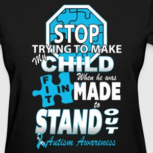 Autism Awareness - Women's T-Shirt