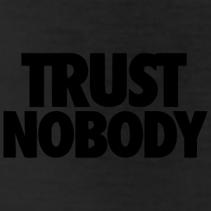 TRUST NOBODY Bottoms - Leggings by American Apparel