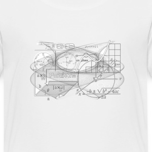 Equations - Toddler Premium T-Shirt