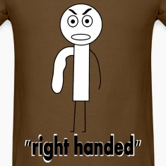 Right handed
