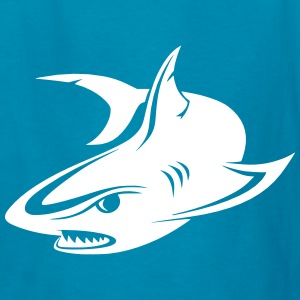 Shark Kids' Shirts - Kids' T-Shirt