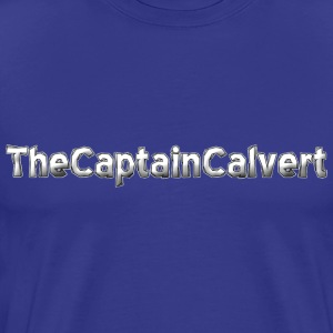 TheCaptainCalvert Official Shirt - Men's Premium T-Shirt