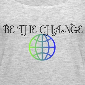 Be the Change - Women's Premium Tank Top