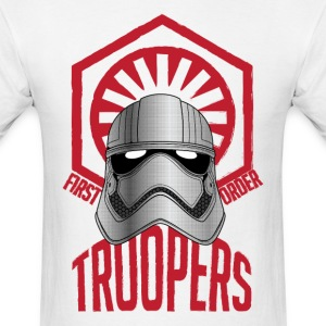 First Order Troopers - Men's T-Shirt