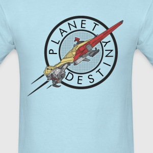 Planet Destiny - Men's T-Shirt