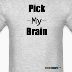 Pick my Brain for men