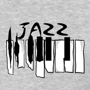 Broken Jazz Piano  - Women's T-Shirt
