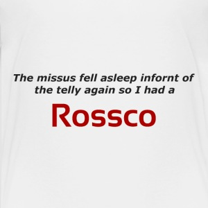 The Art Of Rossco - Kids' Premium T-Shirt