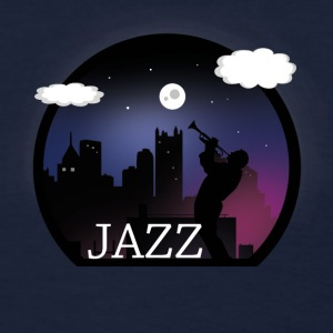 Vector Jazz Design - Women's T-Shirt