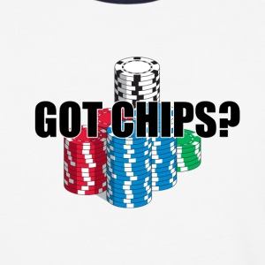 Got Chips? 3/4 Sleeve - Baseball T-Shirt