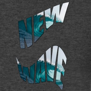 New Wave V - Men's V-Neck T-Shirt by Canvas