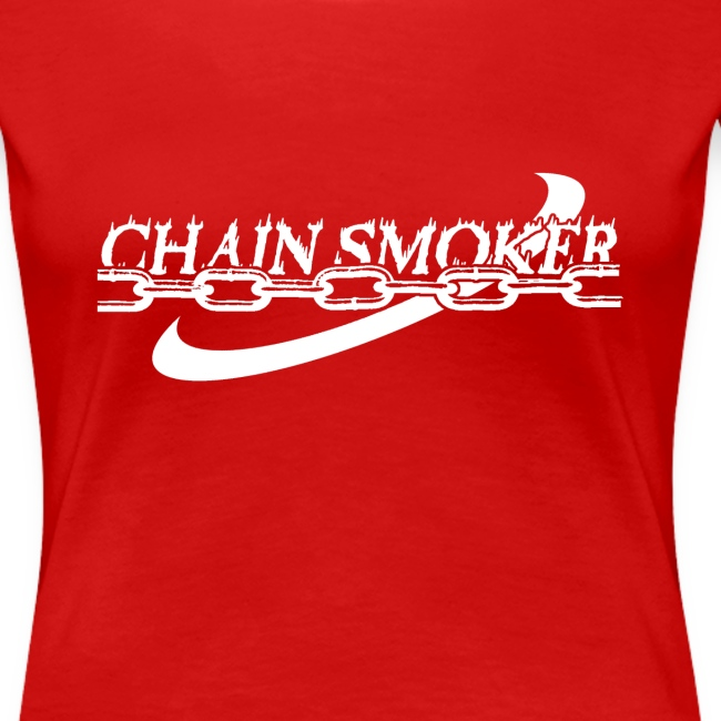 Women's Chain Smoker Disc Golf Shirt - Choose a Color Tee
