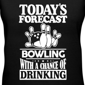 Bowling Shirt - Women's V-Neck T-Shirt