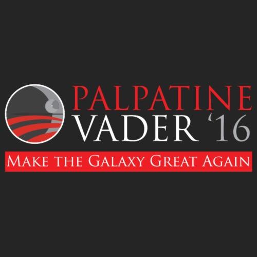 Palpatine Vader 2016