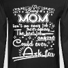 Being A Mom Isn't Easy - Men's Long Sleeve T-Shirt