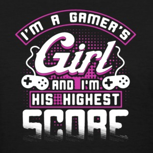 Gamers Girl Shirt - Women's T-Shirt