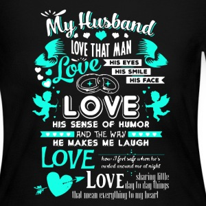 Husband Shirt - Women's Long Sleeve Jersey T-Shirt
