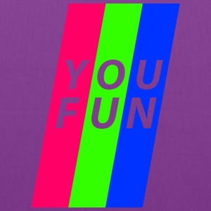 You fun Bags & backpacks - Tote Bag