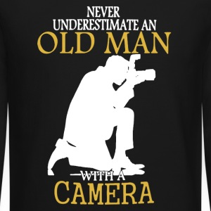 Camera Shirt - Crewneck Sweatshirt