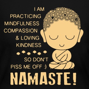 Namaste Shirt - Women's Long Sleeve Jersey T-Shirt
