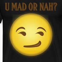 Sarcastic Emoticon Tee