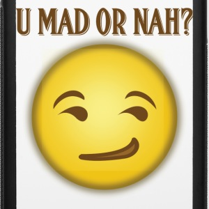 Sarcastic Emoticon Phone Case - iPhone 6/6s Rubber Case