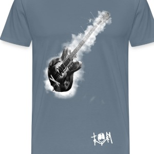 Tom Delonge Signature Guitar - Men's Premium T-Shirt