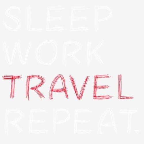sleepworktravelrepeat-log