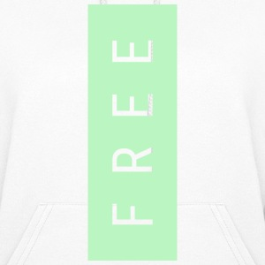 Totally Free three - Women's Hoodie