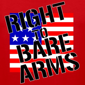 right to bare arms Sportswear - Men's Premium Tank