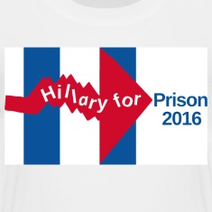 Crooked Hillary For Prison 2016 Mug