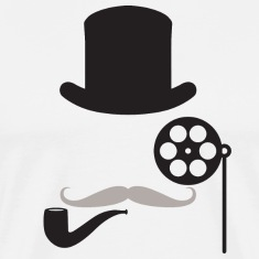 The Filmlosophers Monocle Tee