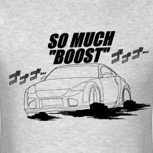 So Much Boost Male Z - Men's T-Shirt