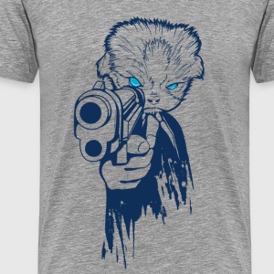 GUN FIGHT - Men's Premium T-Shirt