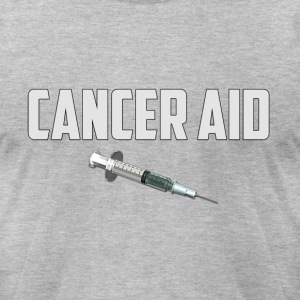 Cancer Aid T-Shirt - Men's T-Shirt by American Apparel