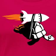 Design ~ Rocket Tortoise - Women's
