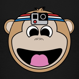 Happy Monkey Kids' Shirts - Kids' Premium T-Shirt